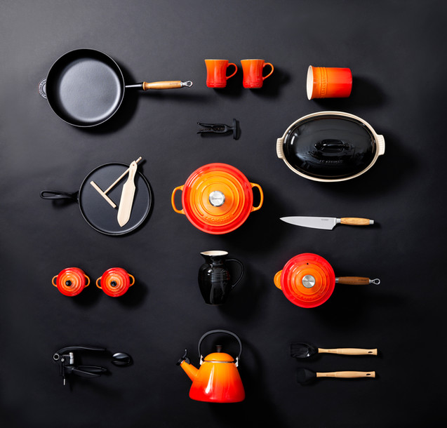 Le Creuset Lay down