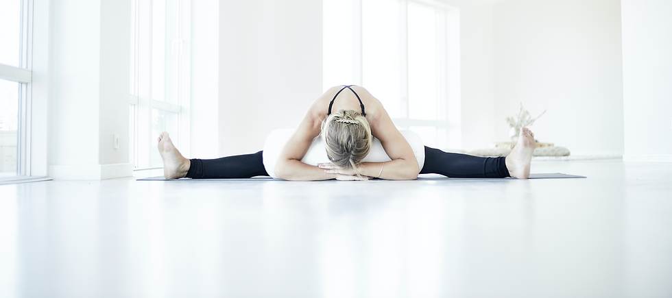 Yin Yoga Sattva Mari Nordstrøm