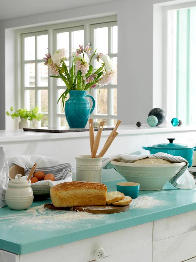 Le Creuset køkkenbord