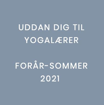 Yogalæreruddannelse Yin Yoga