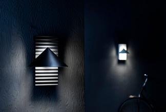 Udendørslampe fra Flashlight