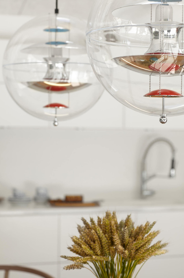 Designer lamper