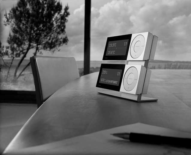 Arne Jacobsen digital måler