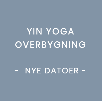 Yin yoga overbygning
