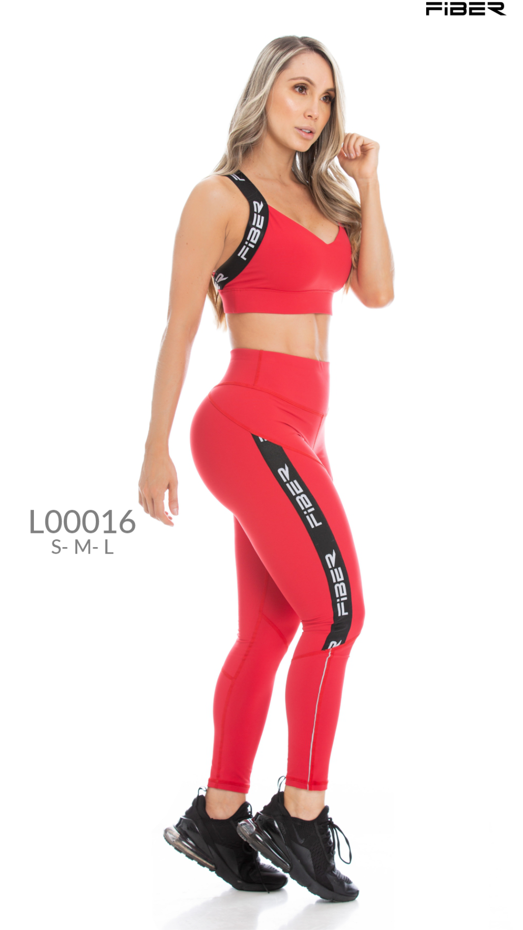 LEGGINS FIBER STRETCH