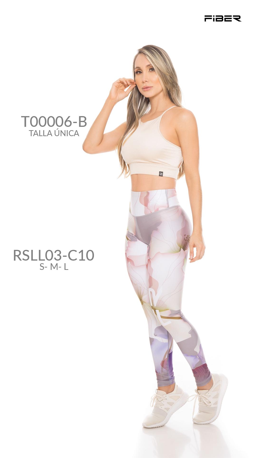 leggins fiber ropa deportiva colombiana en mexico
