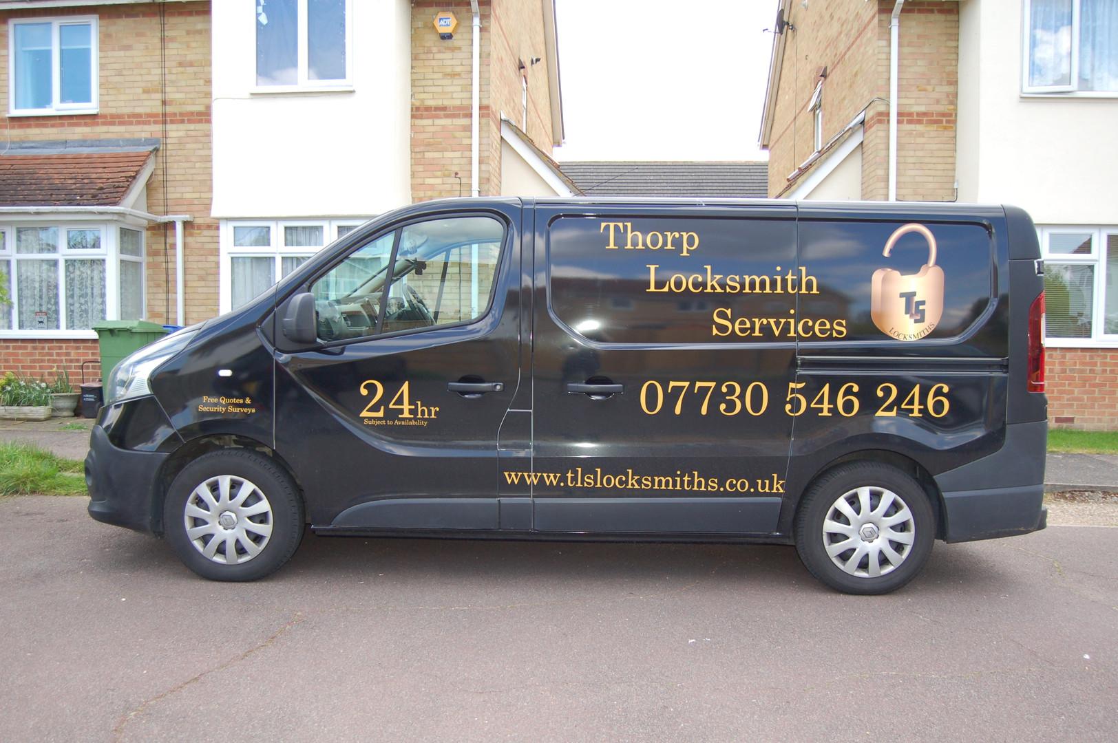 Company Vehicle.