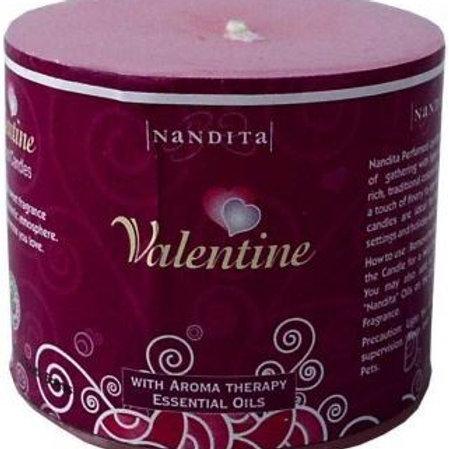 Bougie parfumée nandita valentine PM