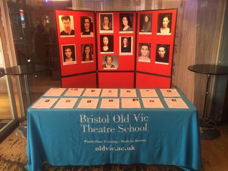 Bristol Old Vic Theatre School Graduate Showcase in the West End!