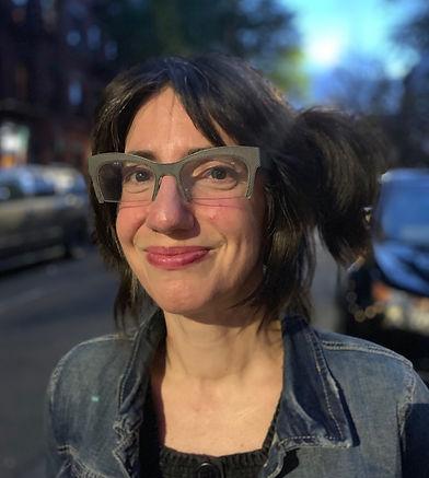 Crystal Skillman Playwright 'Rain & Zoe Save the World'