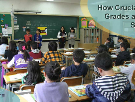 How Crucial GCSE Grades are for a Student?