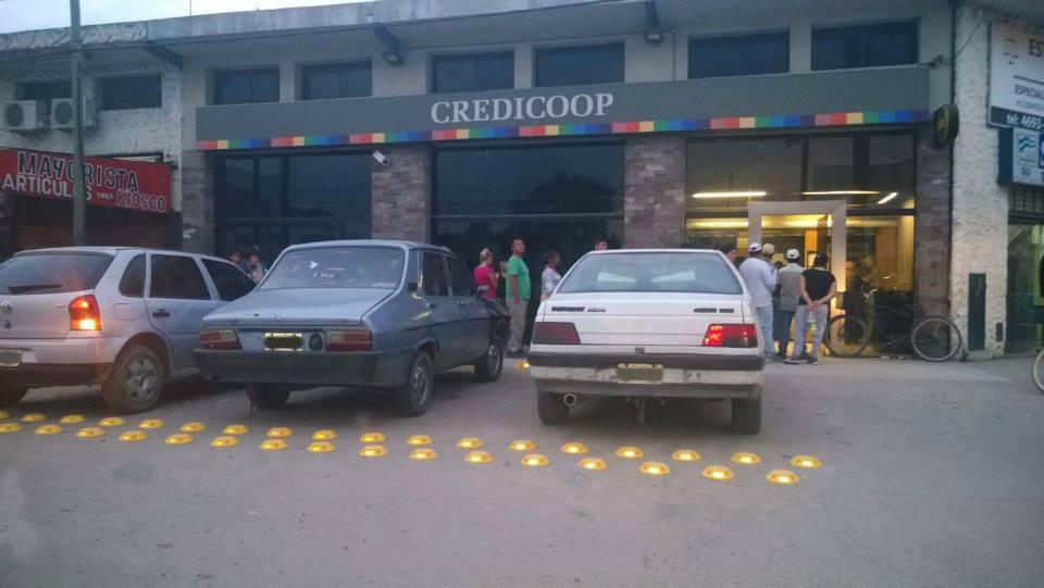 estacionamiento Banco Credicoop