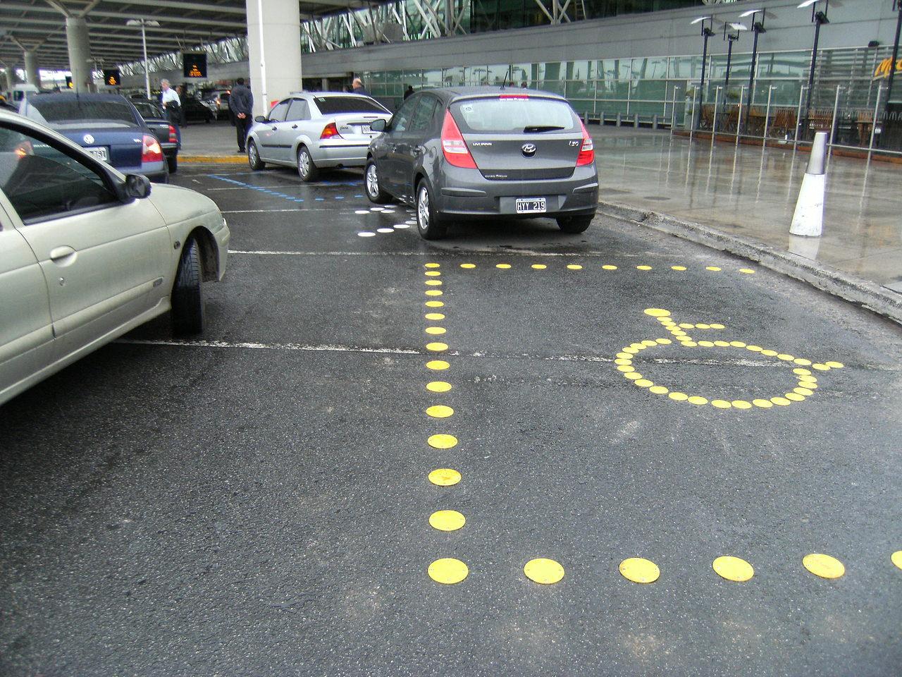 Estacionamiento Estpecial