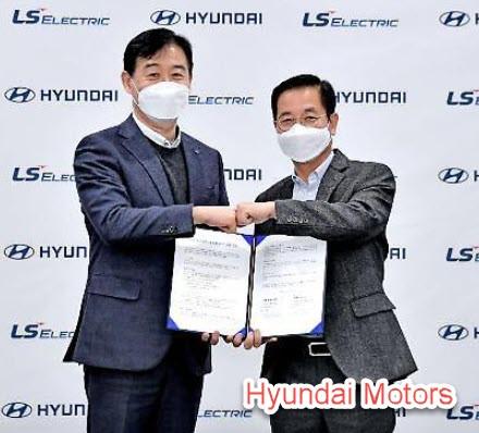 Hyundai Motors Kooperation mit LS Electric