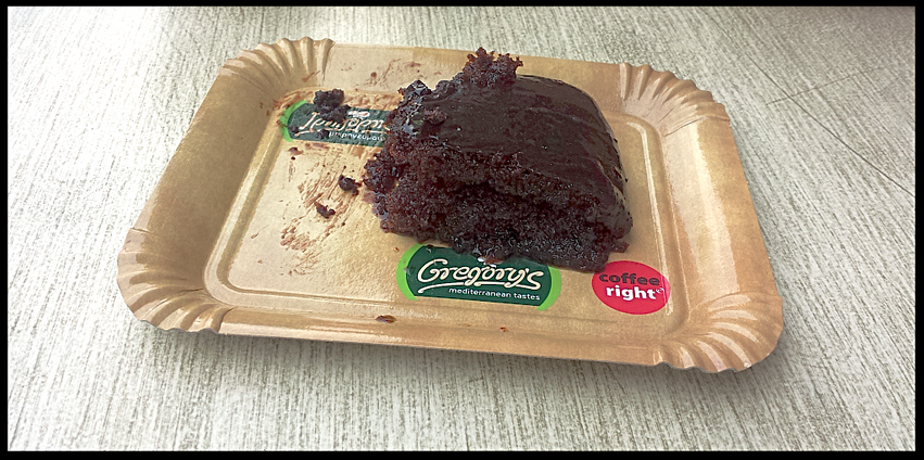 At Gregory´s-Best Cake ever