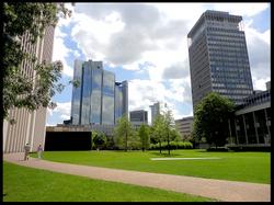 Deutsche Bank Twin Towers