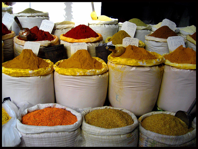 Medina, Spices