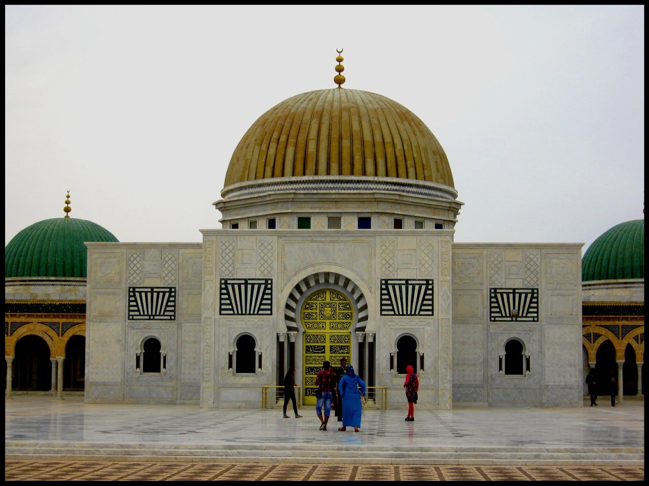 Bourguiba Moschee