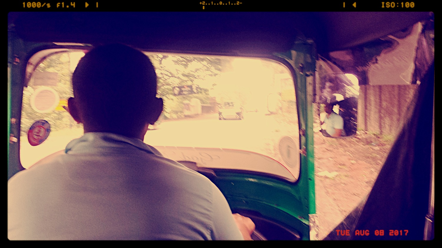 Samantha-TukTuk Driver for Negombo
