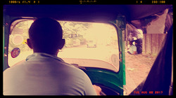 Samantha-TukTuk Driver for Negombo