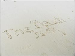 Lim Buz Beach, the Beach