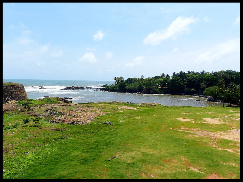 View from Fort Galle