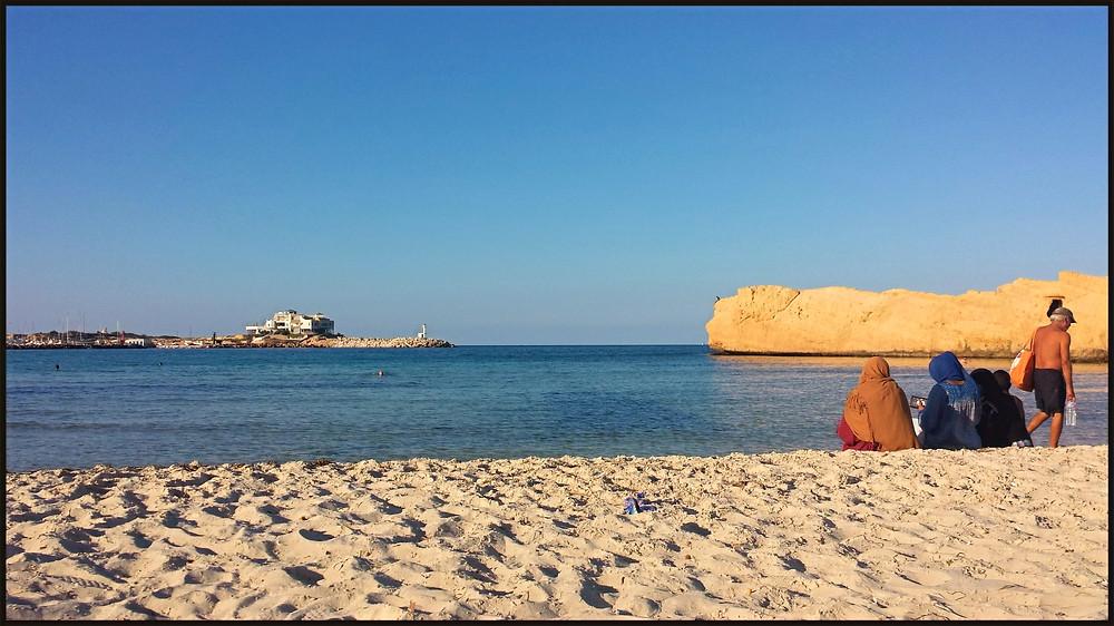 Beach, 6th Day Tunisa: Monastir