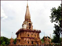 Main temple - Wat Chaithararam