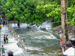 Monsoon disaster