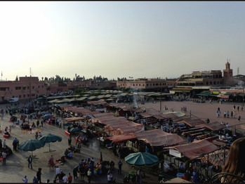 4th Day: Marrakesh & the moroccan pulse