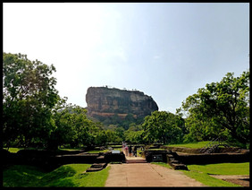 7th Day: Sigiriya Rock & Temple of Dambulla