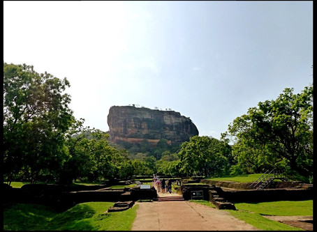 7th Day: Sigiriya Rock & Temple of Dambulla
