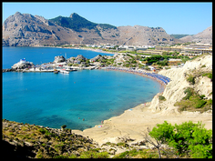 1st & 2nd Day: Flight/Explore Kolymbia-Panormitis/Symi