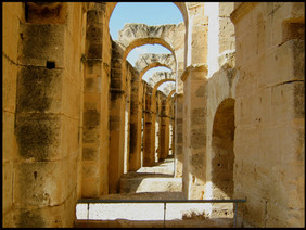 7th & 8th Day: El Jem & a relaxed last Day