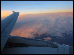 Flight to Rhodes