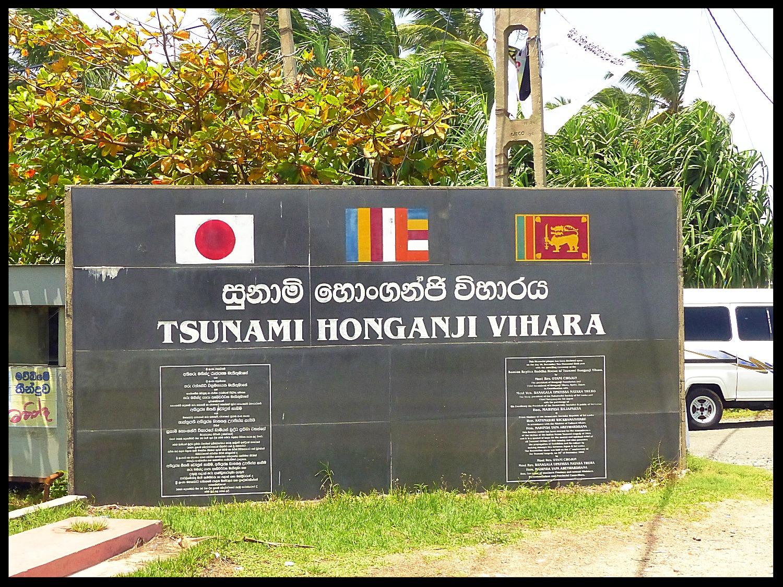 Buddha Statue-Tsunami Memorial