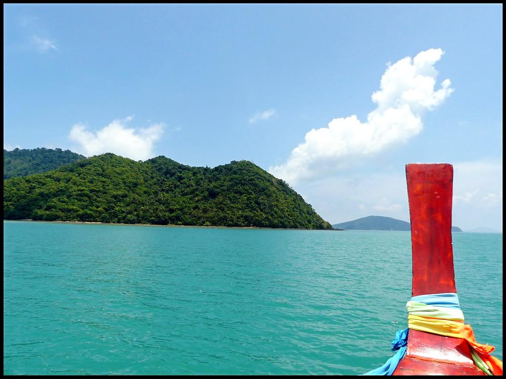 1st Day Thailand: Chalong Pier, Phuket/Karon