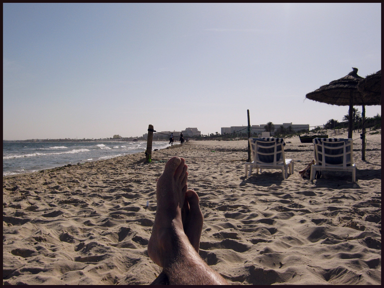 Last Day at the Beach