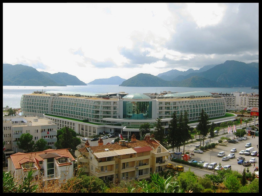 Marmaris from the Top