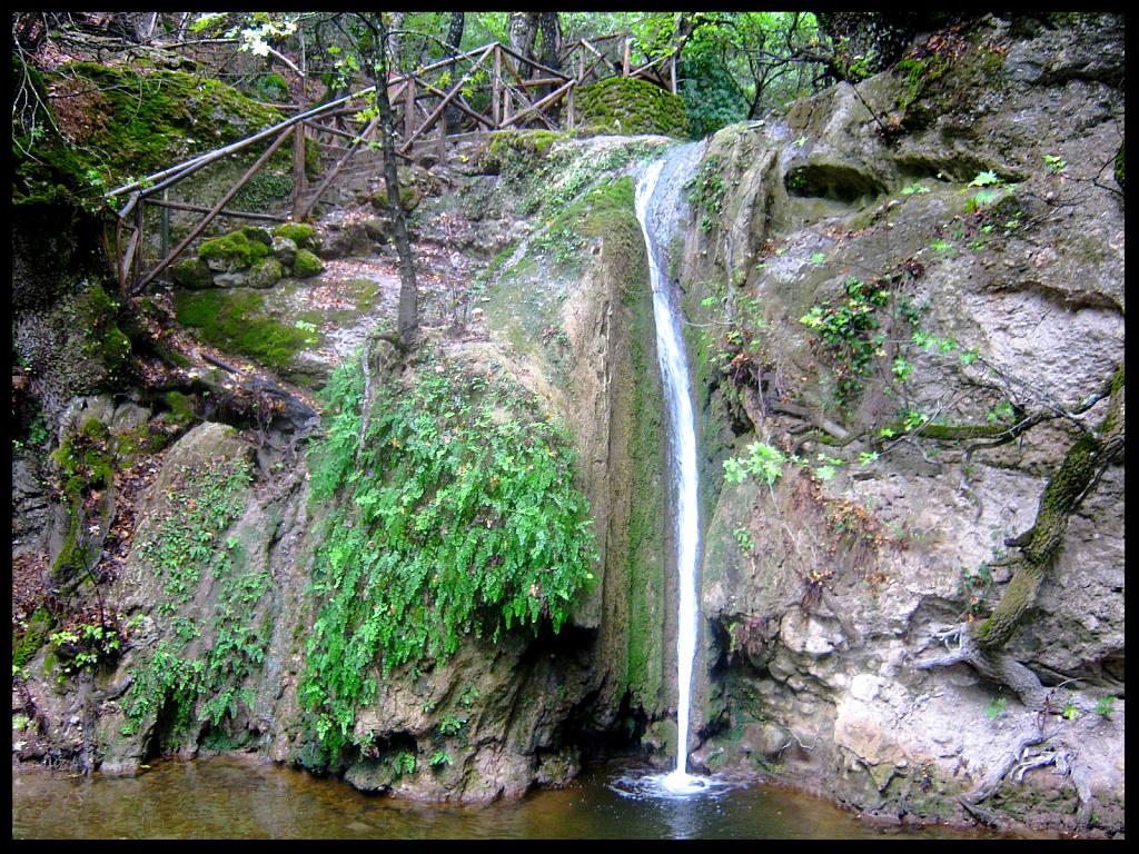 Startpoint Waterfall
