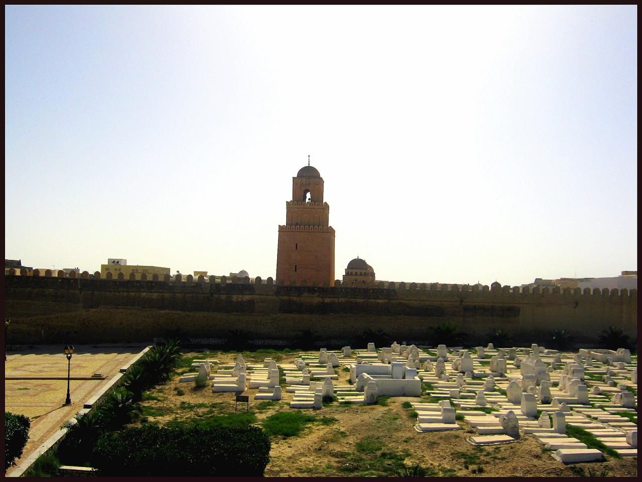 Sidi Oqba Moschee