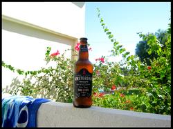 Beer on the Hotelroom