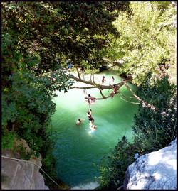 Topview 1st Waterfall