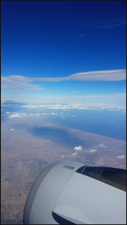 Flight to Tunisia