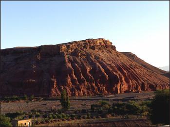 5th Day: Through the Atlas Mountains to Ouarzazate