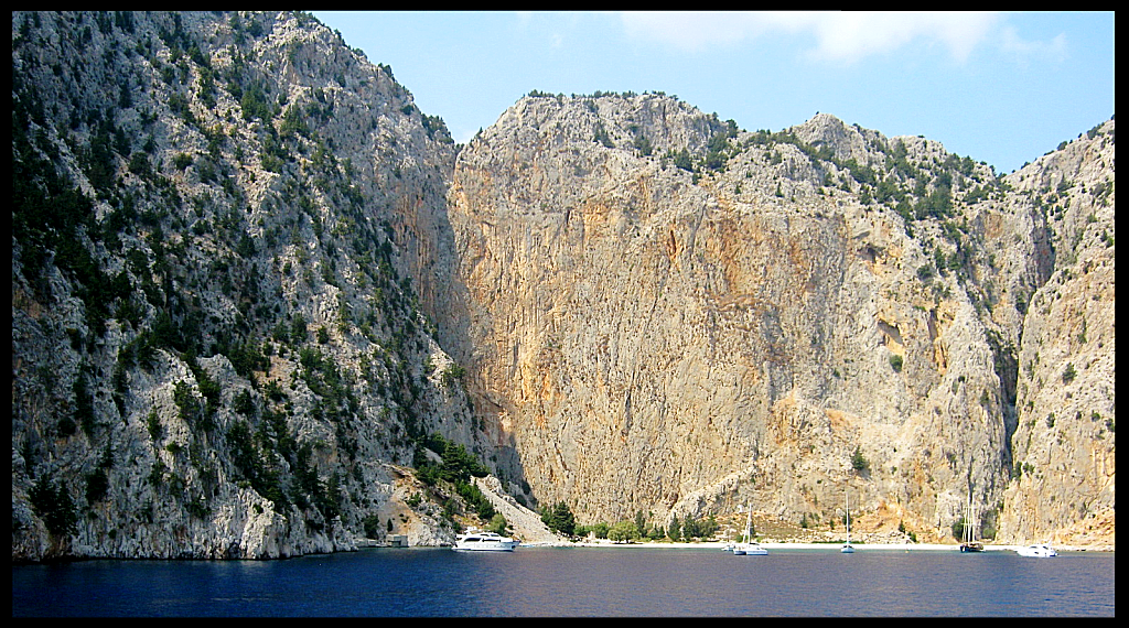 Ride to Symi
