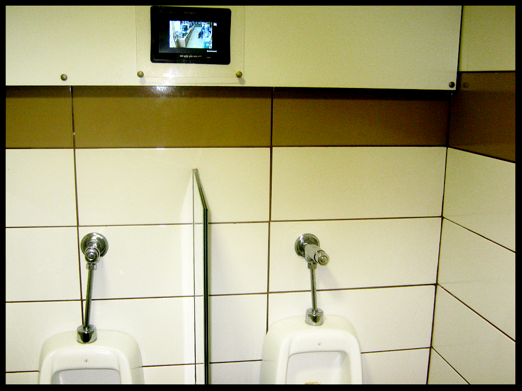 Toilettes at the Valley