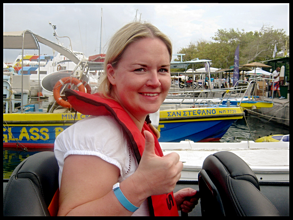 Ready for Speedboat