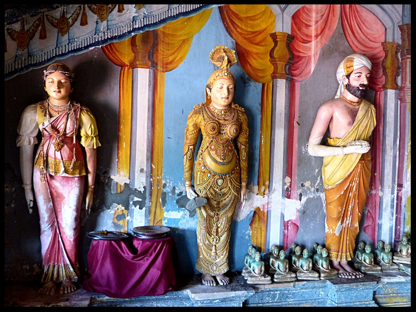 Buddha Temple-Inside