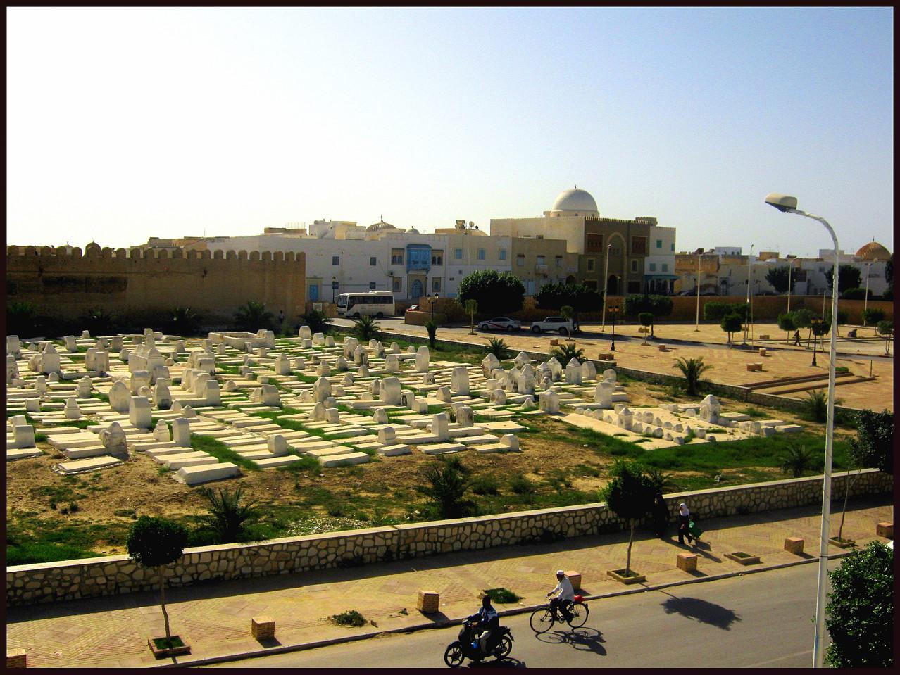 Awlād Farḥān Cemetery